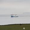 Northlink Ferries MV Hamnavoe Approaching Scrabster 1 May 12