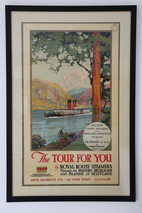 RMS Columba 1878 - 1935