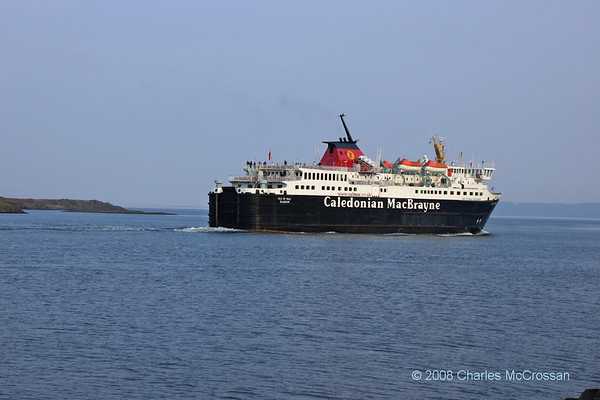 2008 Calmac Ferry Collection