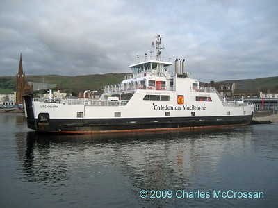 2009 Calmac Ferry Collection