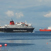 Caledonian Isles with Stena Frigg