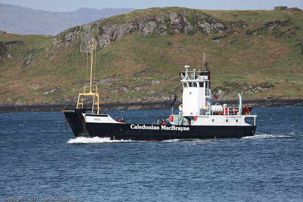 2011 Calmac Ferry collection