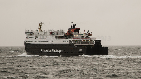 2013 Calmac Ferry Collection