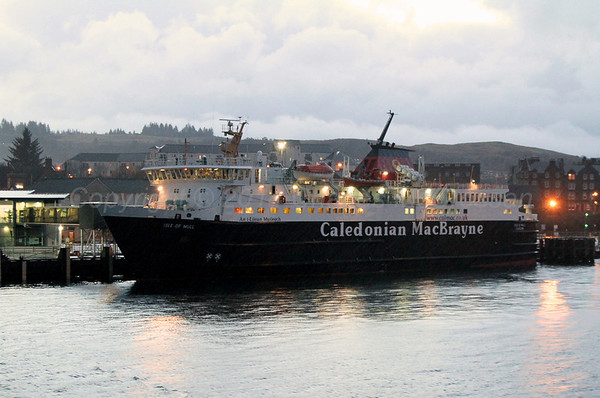 2014 Calmac Ferry Collection
