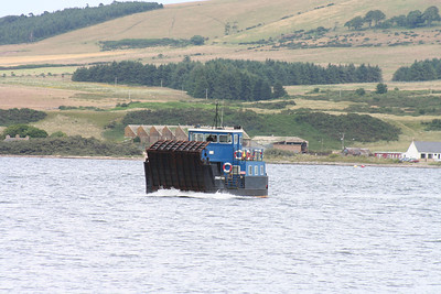 Cromarty Rose heads for Cromarty