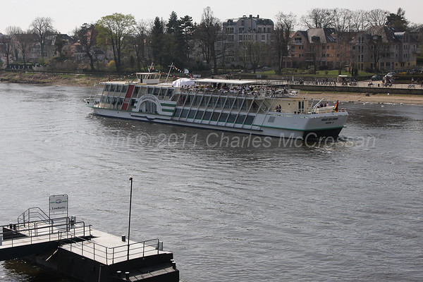 German River Ferries and  Trip Boats