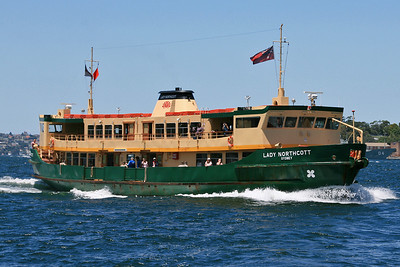 Ferries of Sydney Harbour & Surrounds