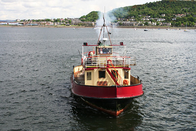 Kenilworth approaches Gourock