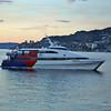 Fast Ferry Vingtor approaching Bergen