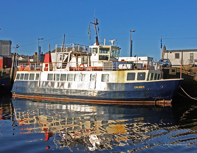 Ferries and Cruise Vessels of Clyde Marine Services