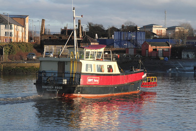 Renfrew Rose mid channel