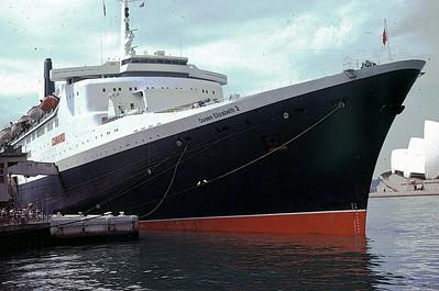 Queen Elizabeth II - Sydney 1978