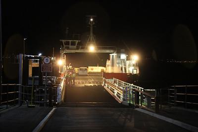 Sound of Shuna at McInroy's Point