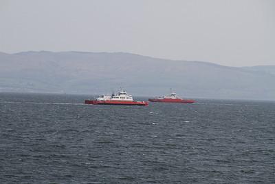 Western Ferries cross