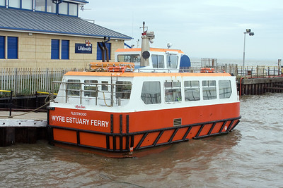 Wyre Rose at Fleetwood