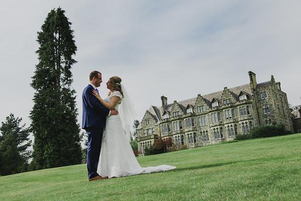 Feryal and Stuart Wedding