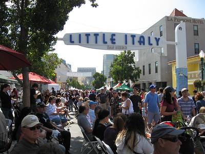 2009 Little Italy FESTA!