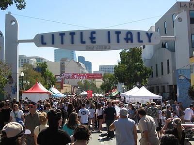 2010 Little Italy FESTA!