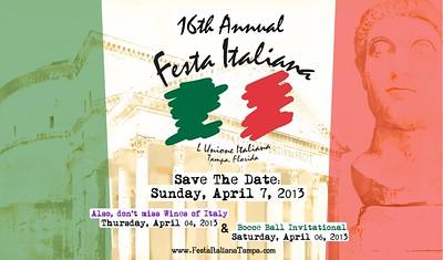 Festa Italiana 2013