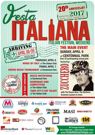 Festa Italiana: 20th Anniversary