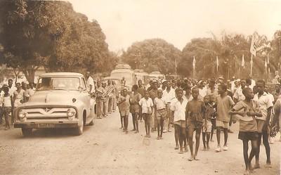 Dundo - 31 de Agosto 1957 FESTA GRANDE