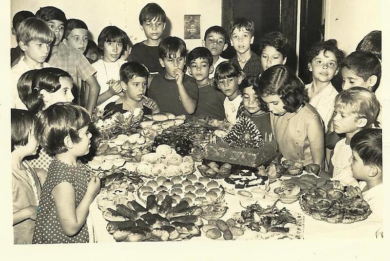 Festa de anos Rosarinho Patuleia