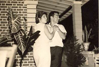 Walter Correia e Maria das Dores Correia