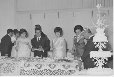 Andrada, 11/07/71. NANDA FERREIRA DA SILVA E Raul. Aurora Tavares, Tavares, Teresa Fontinhas, Taciana Fontinhas e Fontinhas