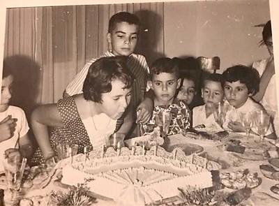 Cassanguidi - 1963 Xixao Francisco Pires - 10 anos