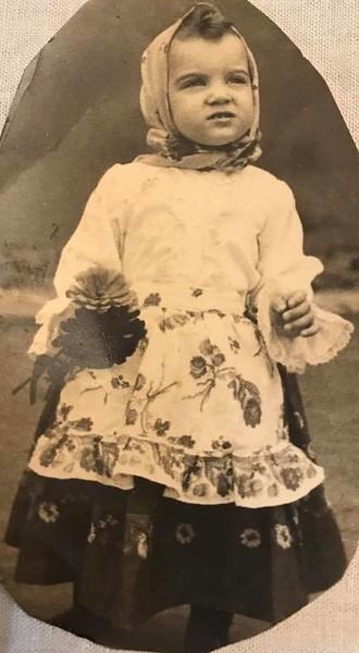 Nita Palhota 1952