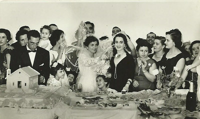 Casamento Botelho e Carmen Pereira