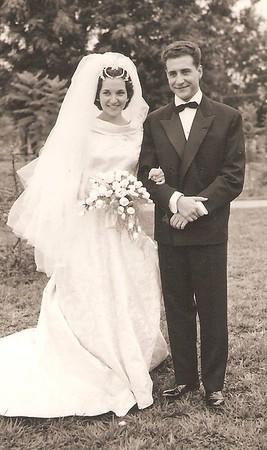 Dundo.18/04/1960 ANITA BASTOS E VASCO PAULO.