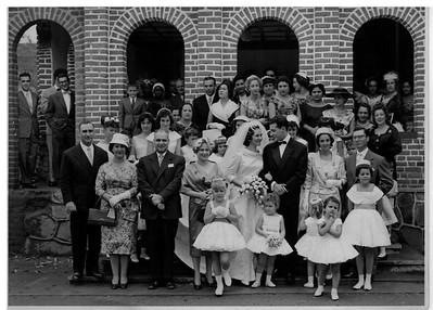 Dundo. 18/04/1960. ANITA BASTOS E VASCO PAULO.