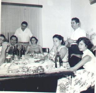 Casal Aires Marques e Maria dos Anjos