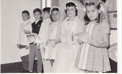1965 - 1ª comunhão, Andrada