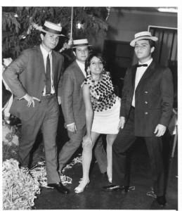 1968 - 69 Ze' Manel Pinho Barros, Manel Fernando P. B., Deborah Morgado, Mario Alfredo Pereira
