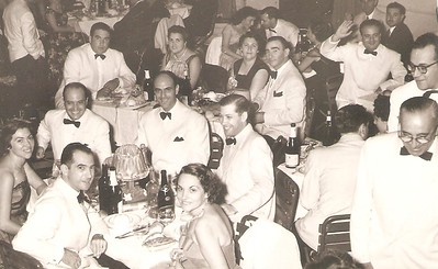 Dundo Ano Novo 1956