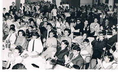 Dundo 1967 - Fim de Ferias - Despedida dos estudantes.