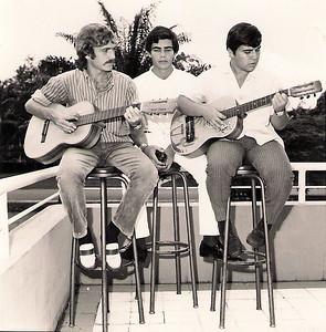Trio Odemira-te: Fifas Melim, Zé Santos Sousa e Batata