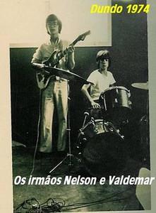 Dundo 1974 Nelson e Valdemar