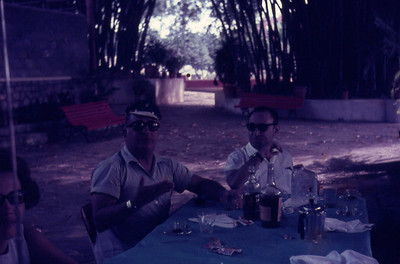 Pique-nique, Cavalos do Dundo Carvalho e Sota?