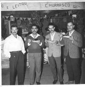 Andrada Pinho Barros, Ricardo Figueiredo, Eugenio Correia, Adolfo Roque