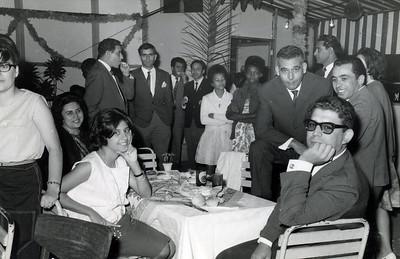 Milu Videira, Bety Ricardo, Gloria Ricardo, Ricardo, Gastao, Taira, e...