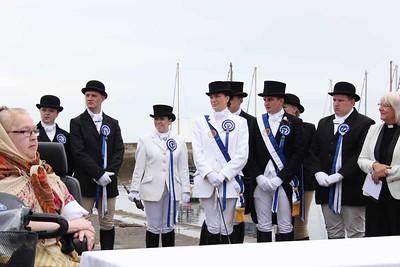 12 Harbour Ceremony