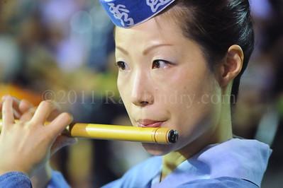 Lost in Translation ...Awa Odori ... Awaji Shima - Sumoto, Japan - ©Rawlandry