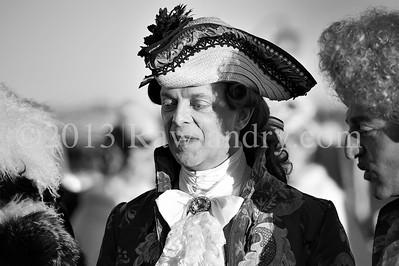Carnaval de Venise 2013_DSC9559 B&W 150dpi