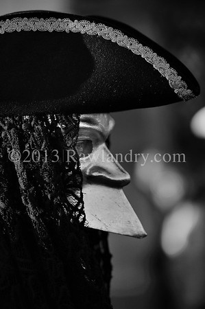 Carnaval de Venise 2013_DSC9575 B&W 150dpi