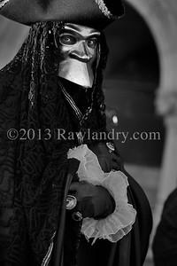 Carnaval de Venise 2013_DSC9578 B&W 150dpi