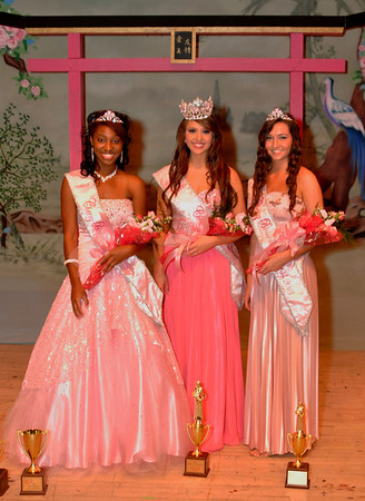 2013 MISS CHERRY BLOSSOM FESTIVAL PAGEANT