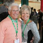 Nick Belker and Terri Weber.